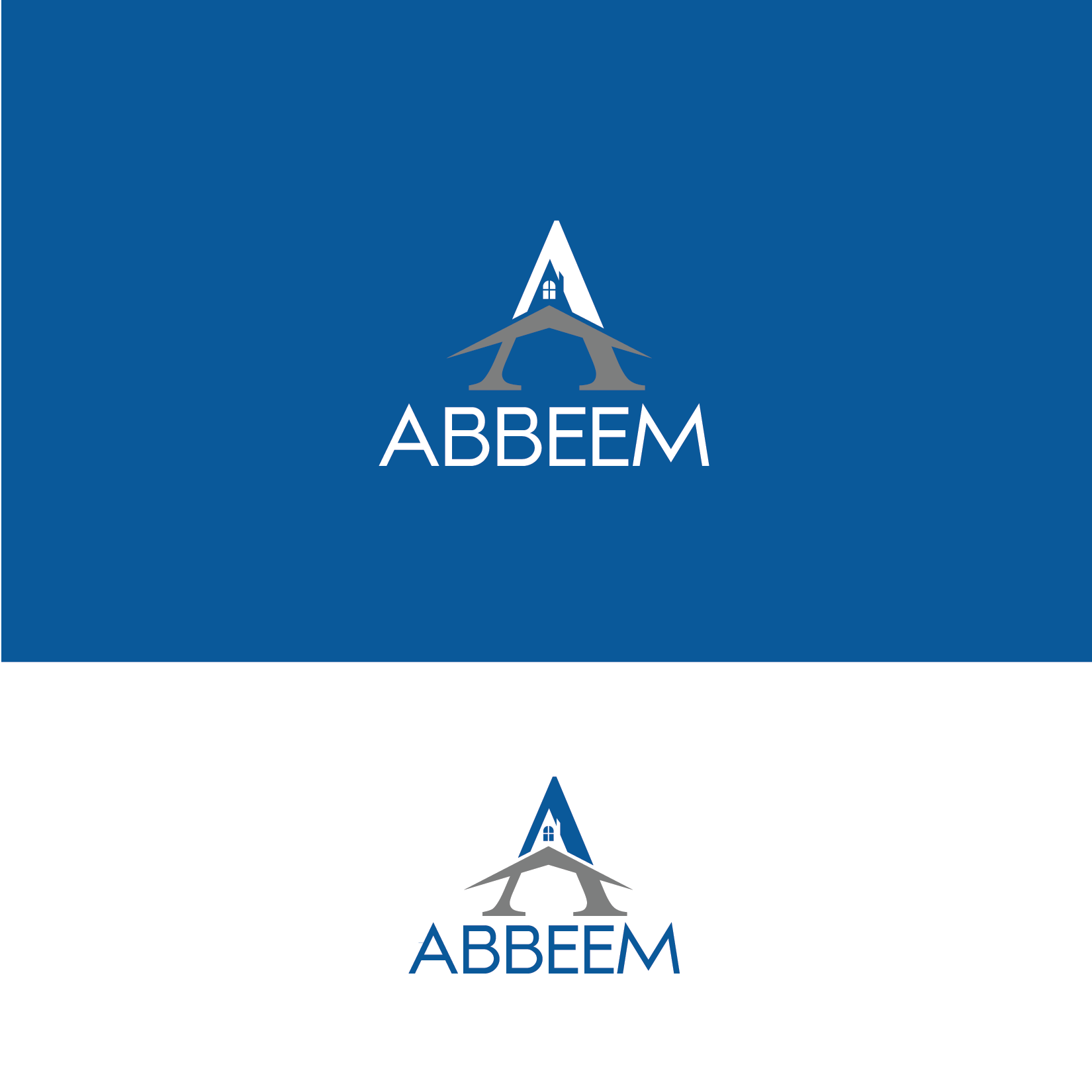 Logo Design by Private User - Entry No. 70 in the Logo Design Contest Luxury Logo Design for Abbeem.