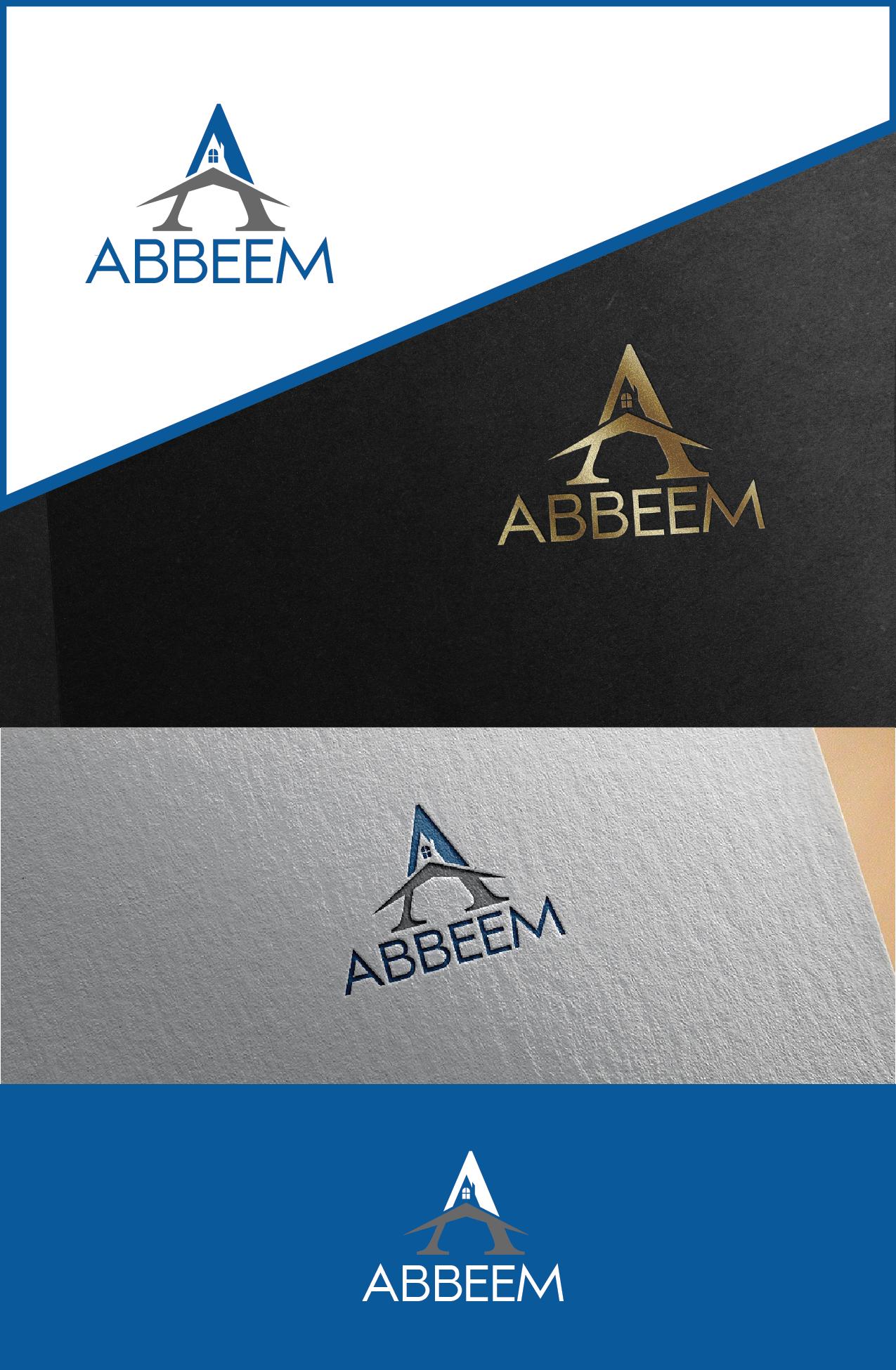 Logo Design by Private User - Entry No. 73 in the Logo Design Contest Luxury Logo Design for Abbeem.