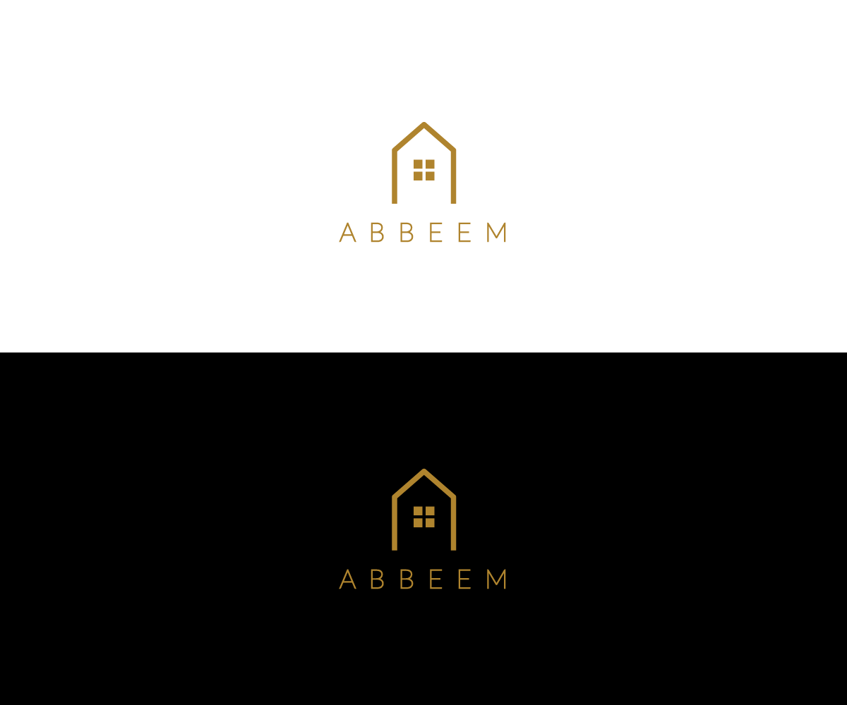 Logo Design by Juan Luna - Entry No. 74 in the Logo Design Contest Luxury Logo Design for Abbeem.
