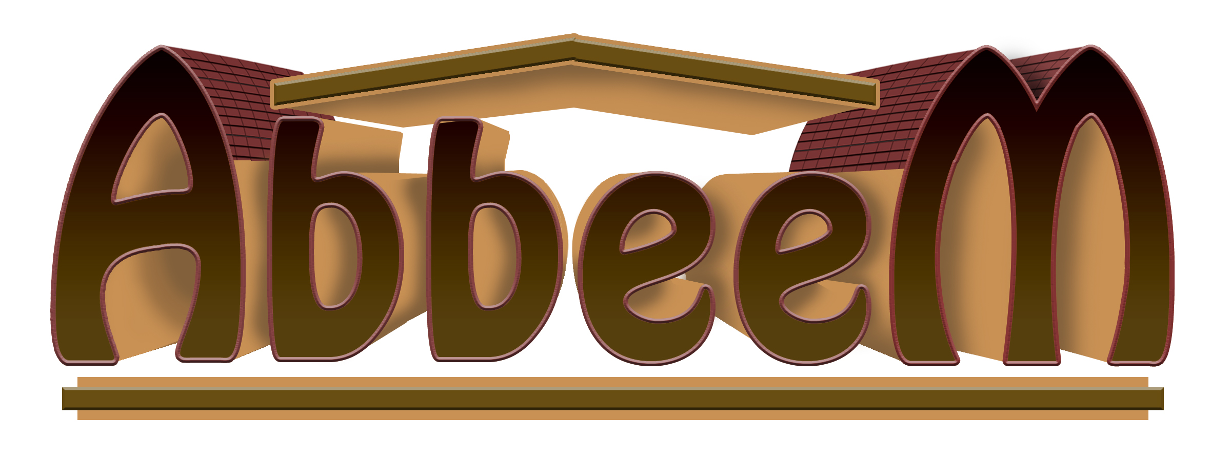 Logo Design by Kitz Malinao - Entry No. 80 in the Logo Design Contest Luxury Logo Design for Abbeem.