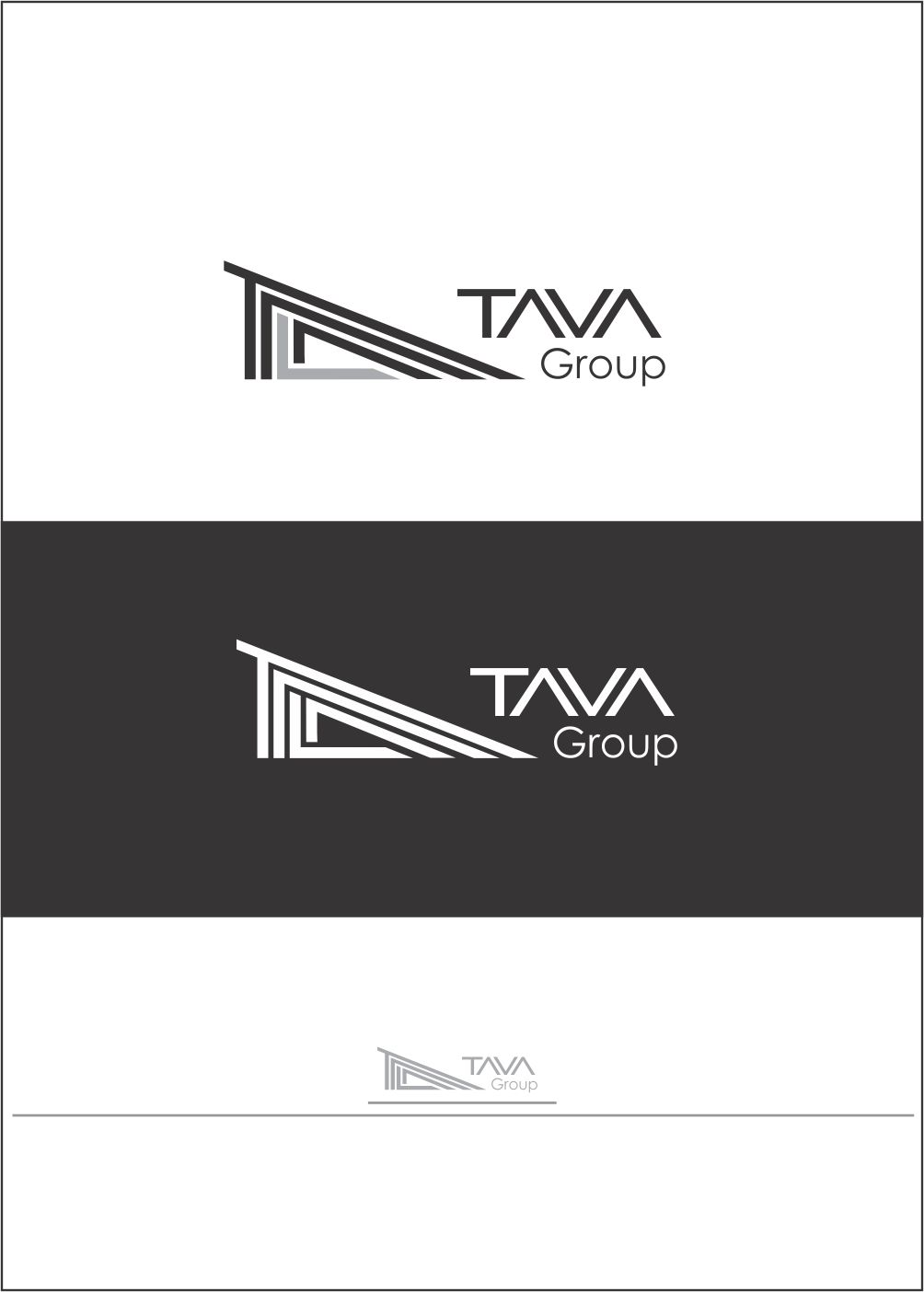 Logo Design by ian69 - Entry No. 304 in the Logo Design Contest Creative Logo Design for Tava Group.
