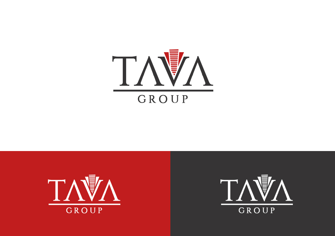 Logo Design by MonsterGraphics - Entry No. 306 in the Logo Design Contest Creative Logo Design for Tava Group.