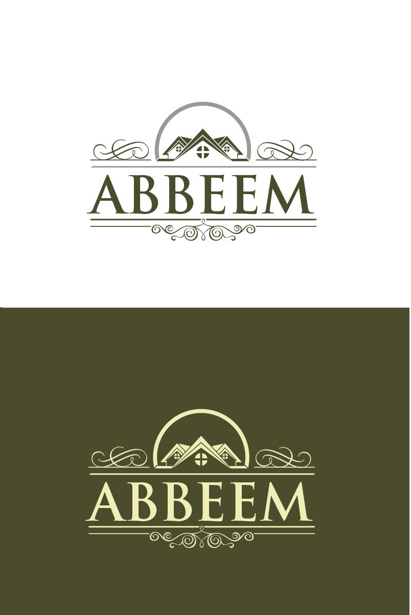 Logo Design by Private User - Entry No. 87 in the Logo Design Contest Luxury Logo Design for Abbeem.