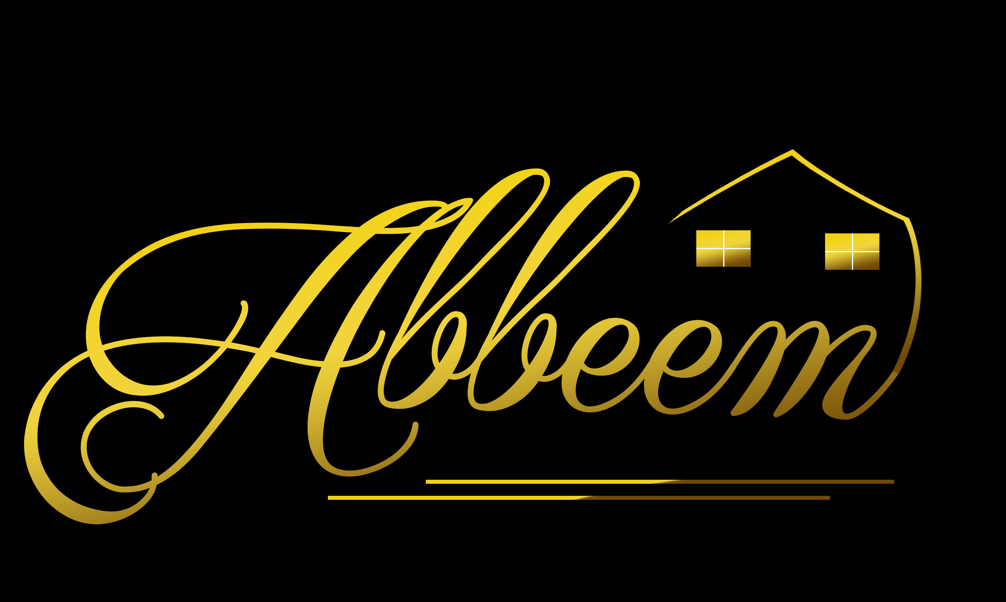Logo Design by Levi Mae Añana - Entry No. 96 in the Logo Design Contest Luxury Logo Design for Abbeem.