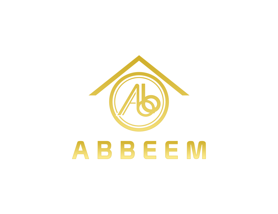 Logo Design by Judimar Pilayre - Entry No. 100 in the Logo Design Contest Luxury Logo Design for Abbeem.
