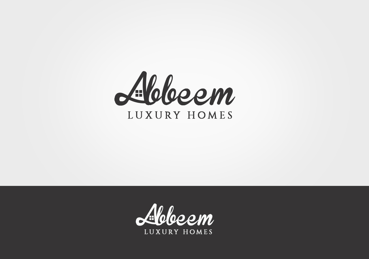 Logo Design by MonsterGraphics - Entry No. 102 in the Logo Design Contest Luxury Logo Design for Abbeem.