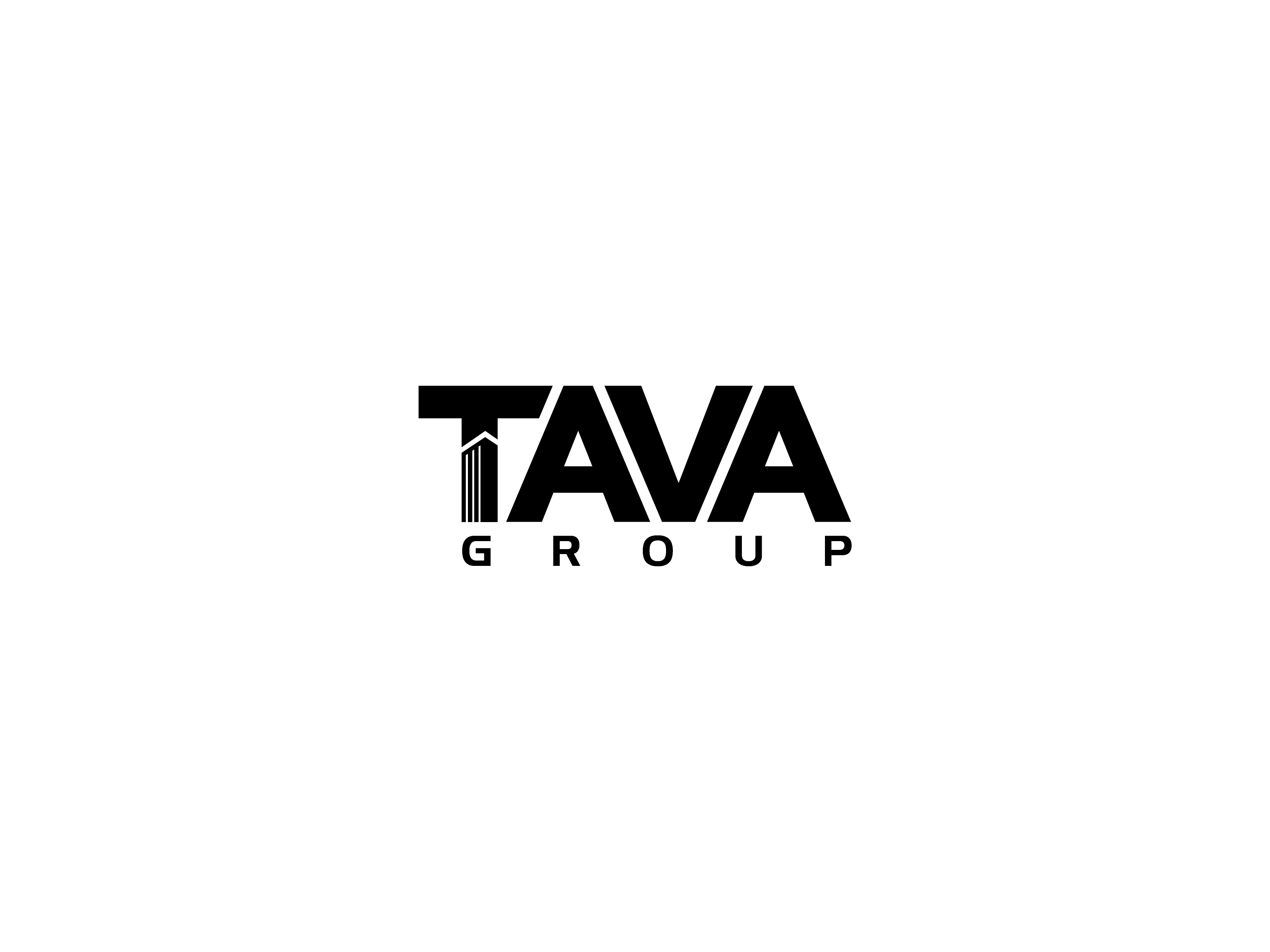 Logo Design by Shivaprasad Sangondimath - Entry No. 320 in the Logo Design Contest Creative Logo Design for Tava Group.