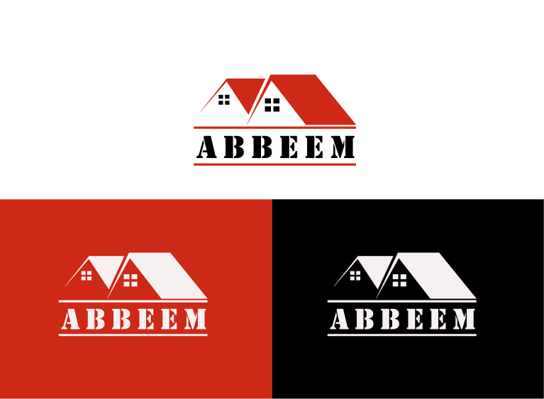 Logo Design by Muhammad Hashim - Entry No. 104 in the Logo Design Contest Luxury Logo Design for Abbeem.