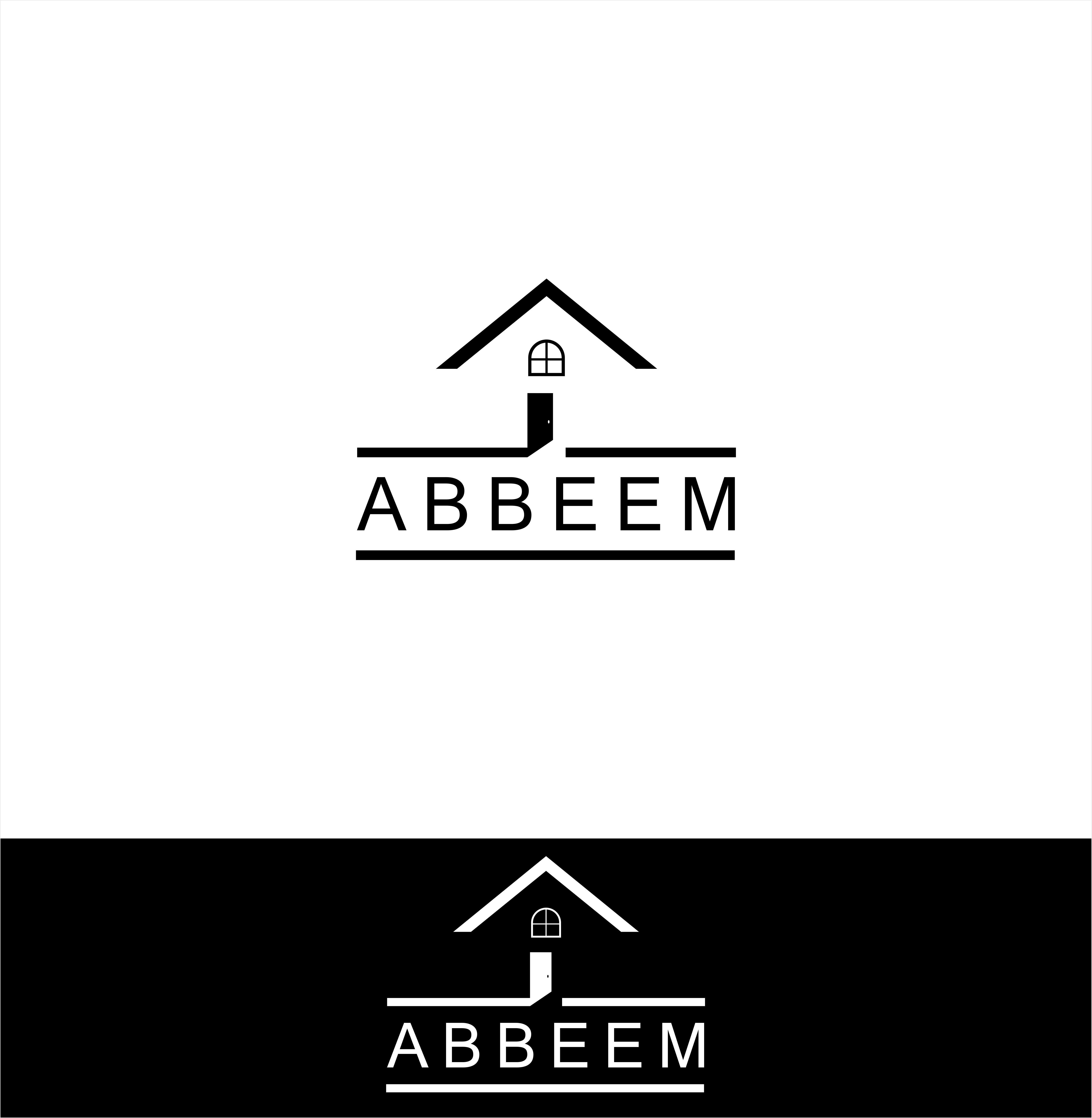 Logo Design by snow - Entry No. 105 in the Logo Design Contest Luxury Logo Design for Abbeem.