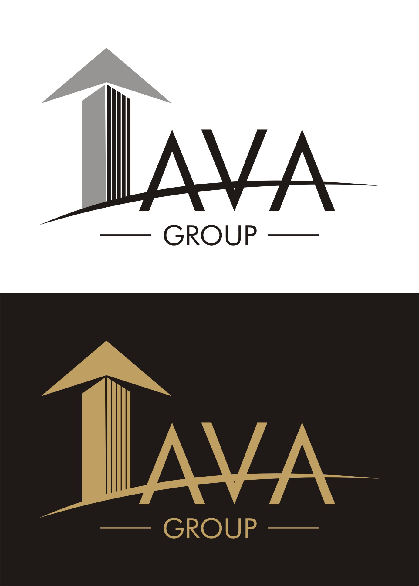 Logo Design by Spider Graphics - Entry No. 334 in the Logo Design Contest Creative Logo Design for Tava Group.