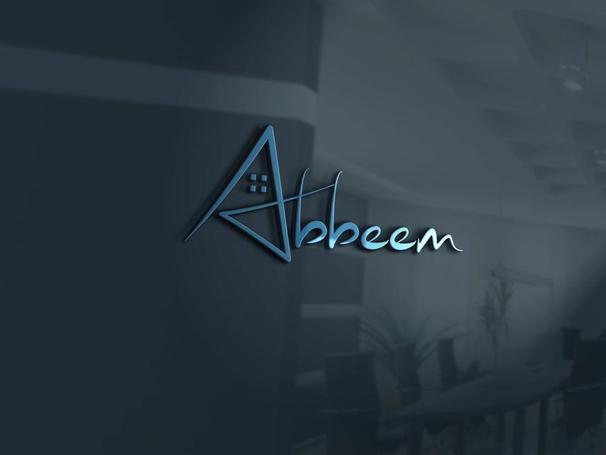 Logo Design by Private User - Entry No. 113 in the Logo Design Contest Luxury Logo Design for Abbeem.