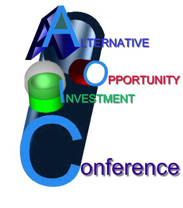 Logo Design by VAC ATV - Entry No. 21 in the Logo Design Contest Alternative Investment Opportunity Conference.
