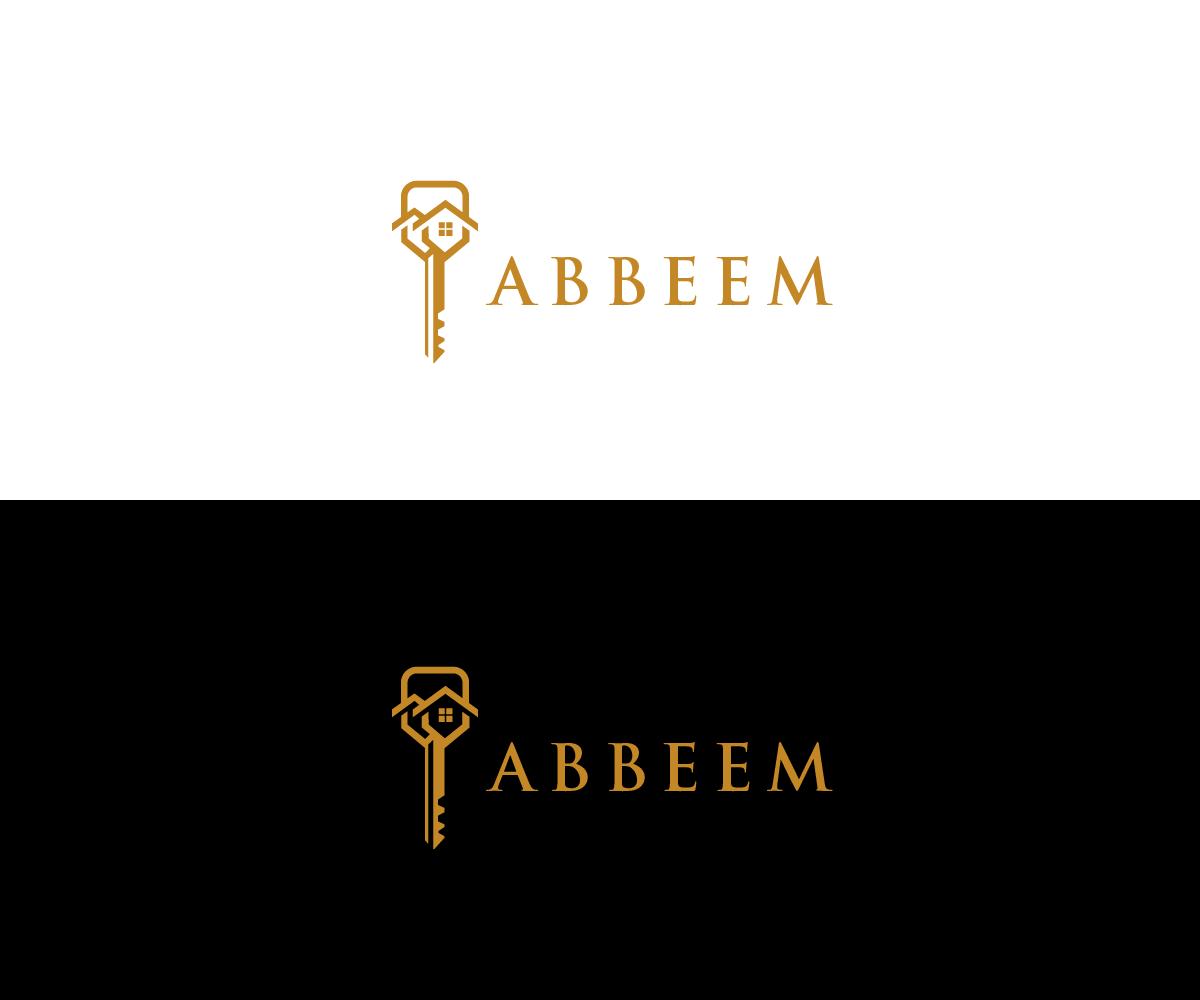 Logo Design by Juan Luna - Entry No. 134 in the Logo Design Contest Luxury Logo Design for Abbeem.