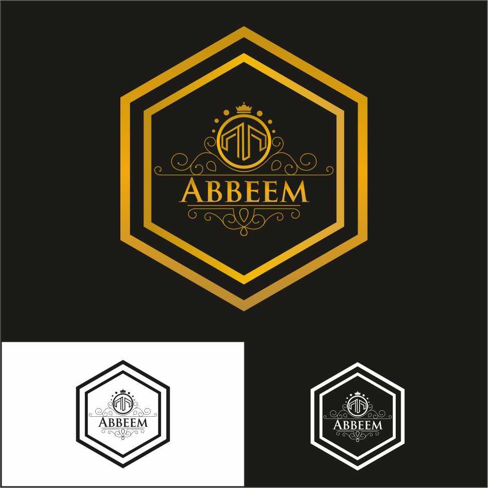 Logo Design by Taufiq Ardhani - Entry No. 135 in the Logo Design Contest Luxury Logo Design for Abbeem.