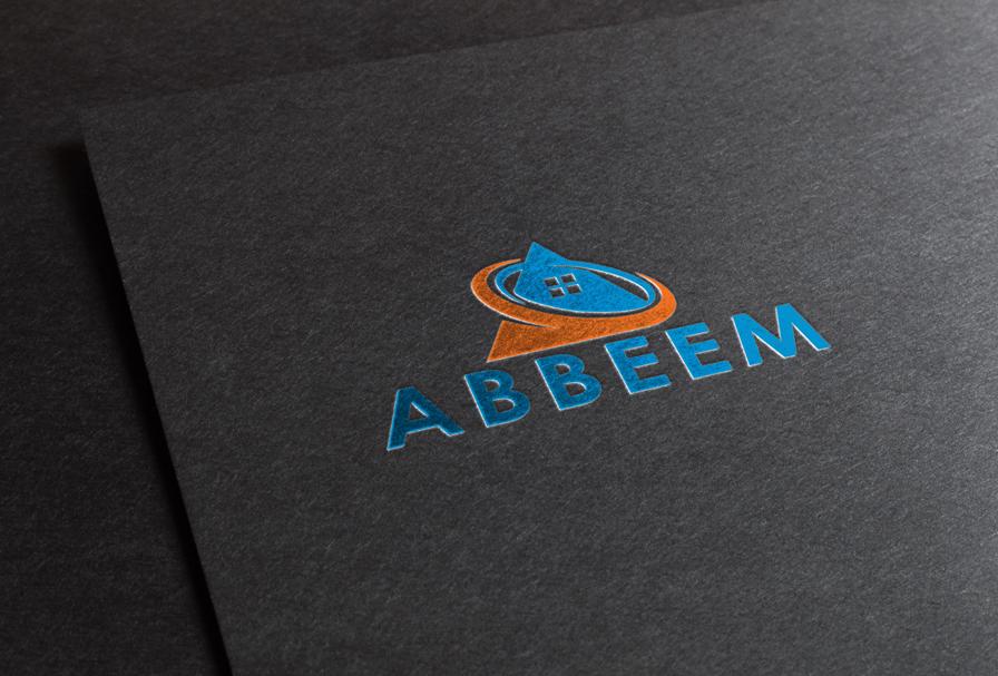 Logo Design by Private User - Entry No. 138 in the Logo Design Contest Luxury Logo Design for Abbeem.