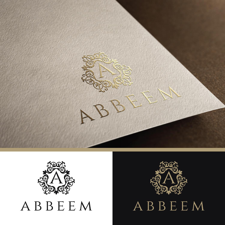 Logo Design by Shahab Uddin - Entry No. 147 in the Logo Design Contest Luxury Logo Design for Abbeem.