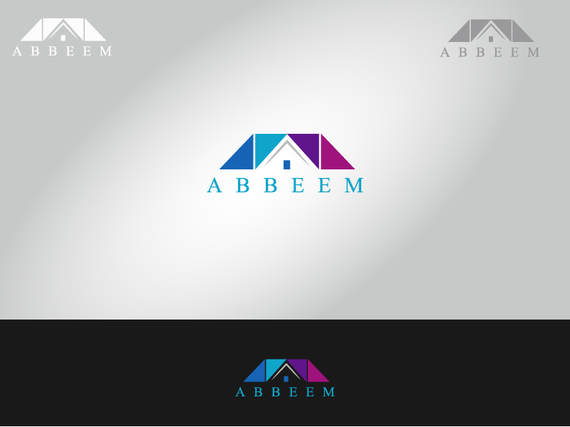 Logo Design by Private User - Entry No. 153 in the Logo Design Contest Luxury Logo Design for Abbeem.