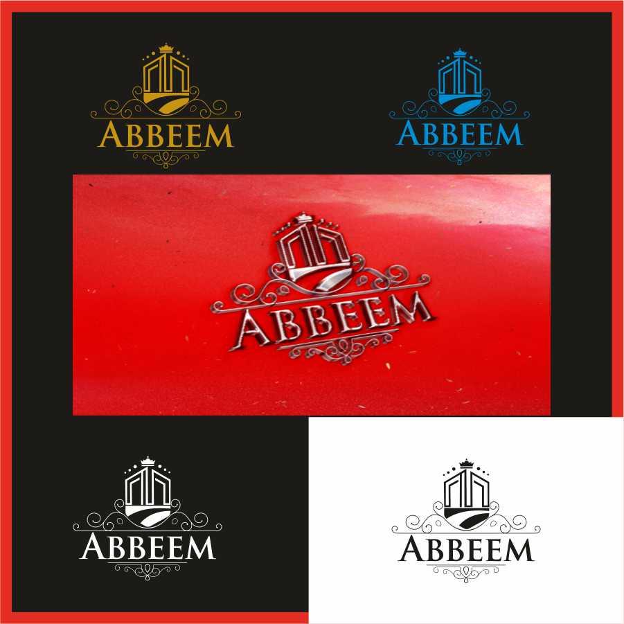 Logo Design by Taufiq Ardhani - Entry No. 154 in the Logo Design Contest Luxury Logo Design for Abbeem.