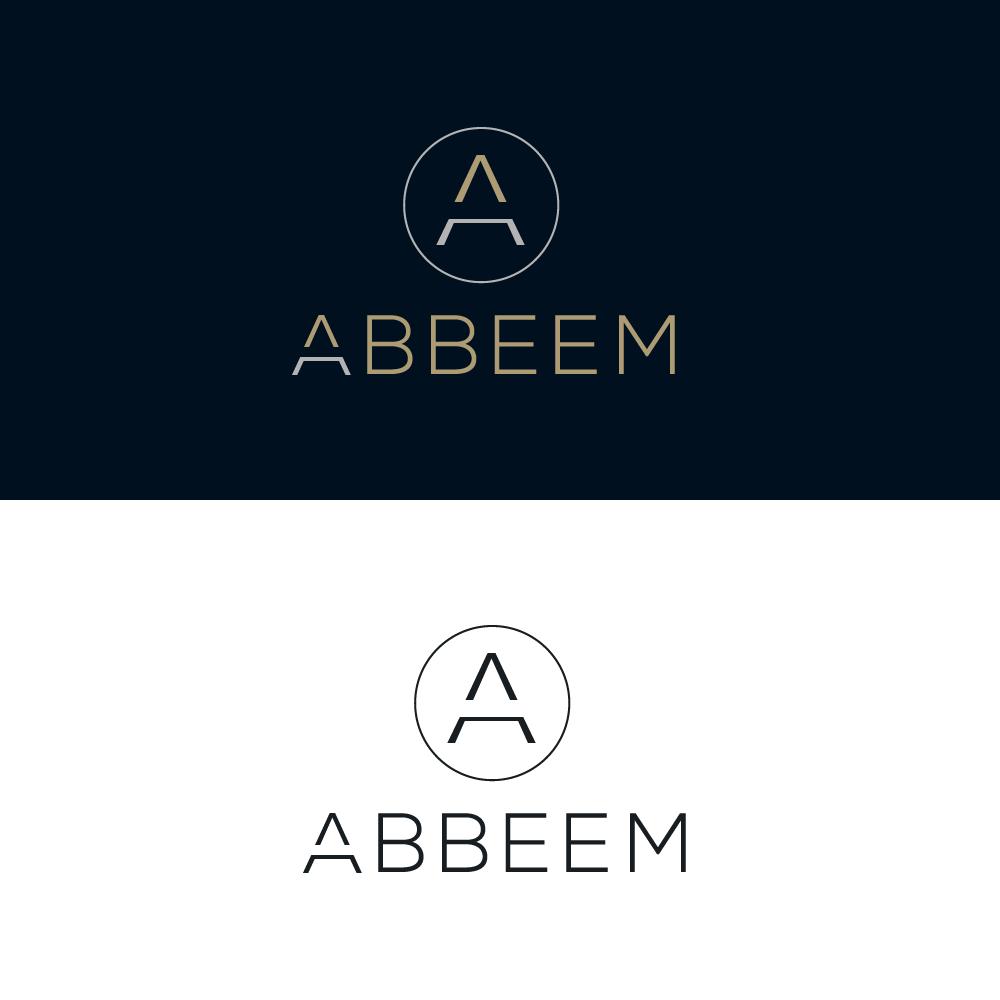 Logo Design by rockin - Entry No. 163 in the Logo Design Contest Luxury Logo Design for Abbeem.