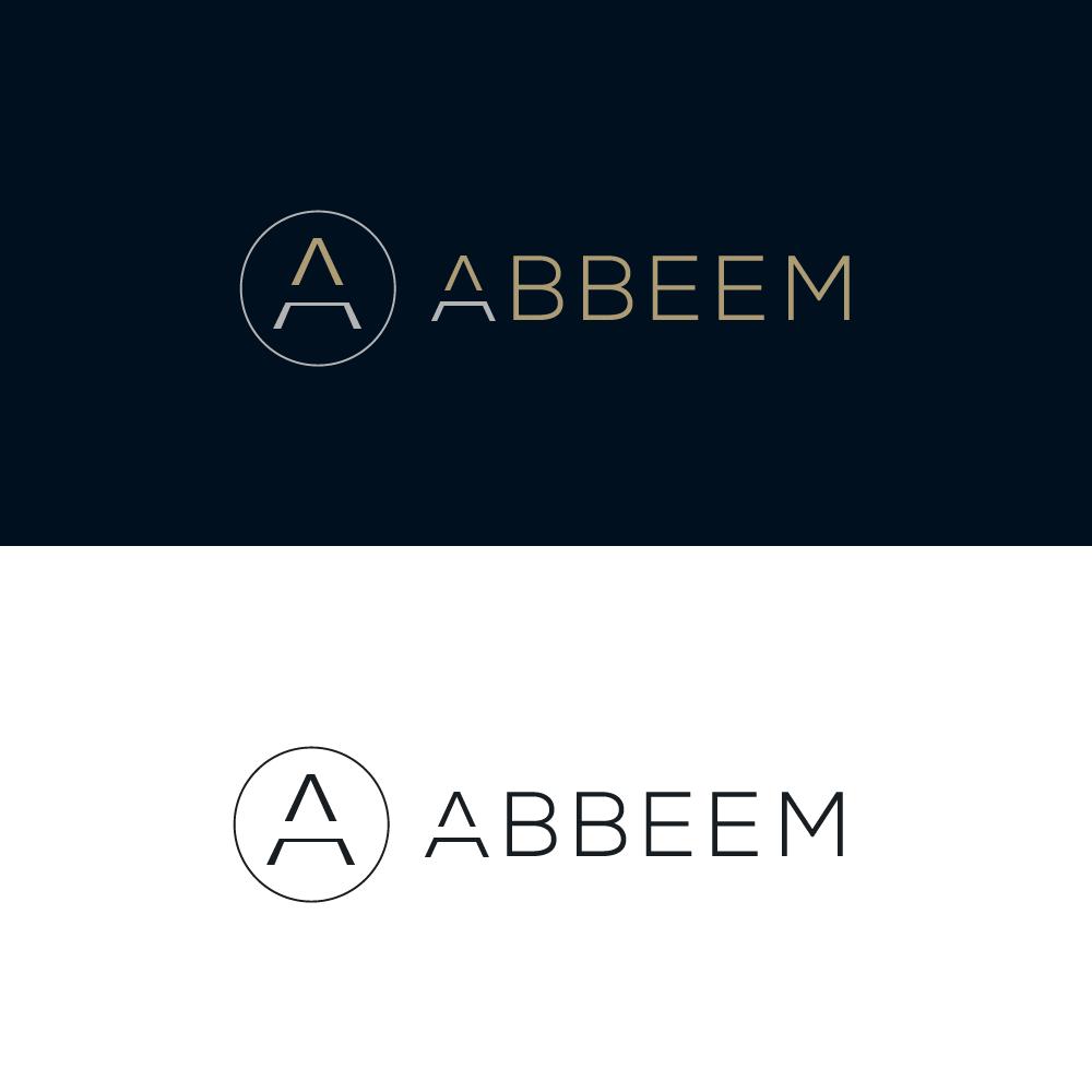 Logo Design by rockin - Entry No. 164 in the Logo Design Contest Luxury Logo Design for Abbeem.
