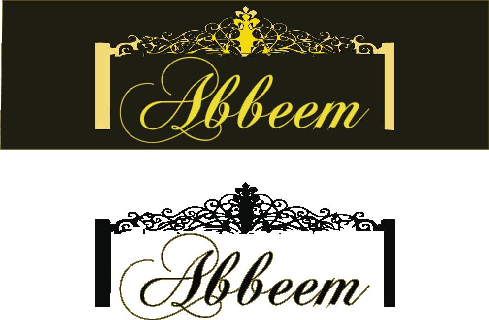 Logo Design by Clint Repalda - Entry No. 166 in the Logo Design Contest Luxury Logo Design for Abbeem.