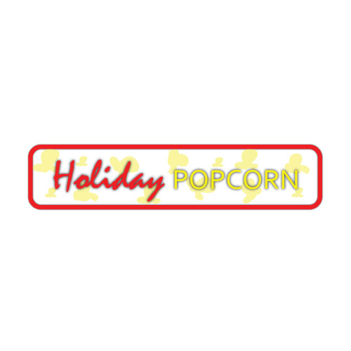 Logo Design by Ricky Frutos - Entry No. 32 in the Logo Design Contest Holiday Popcorn.