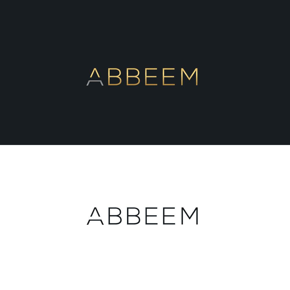 Logo Design by rockin - Entry No. 167 in the Logo Design Contest Luxury Logo Design for Abbeem.