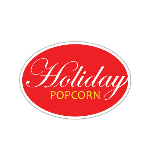 Logo Design by Ricky Frutos - Entry No. 34 in the Logo Design Contest Holiday Popcorn.