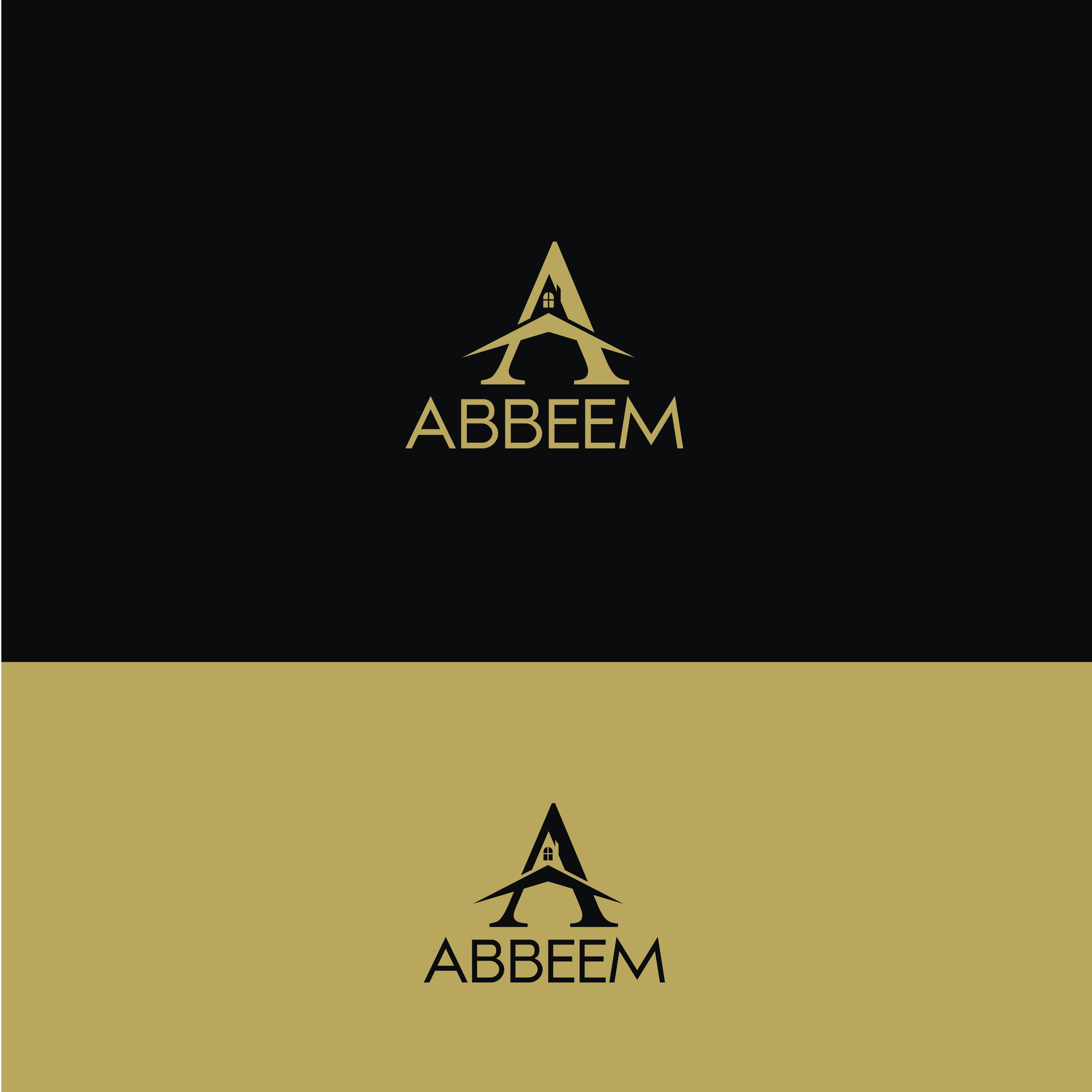 Logo Design by Private User - Entry No. 186 in the Logo Design Contest Luxury Logo Design for Abbeem.