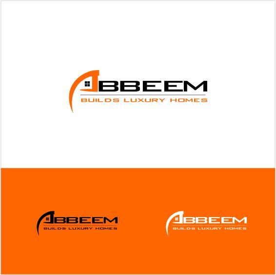 Logo Design by Private User - Entry No. 216 in the Logo Design Contest Luxury Logo Design for Abbeem.