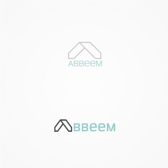 Logo Design by Private User - Entry No. 225 in the Logo Design Contest Luxury Logo Design for Abbeem.