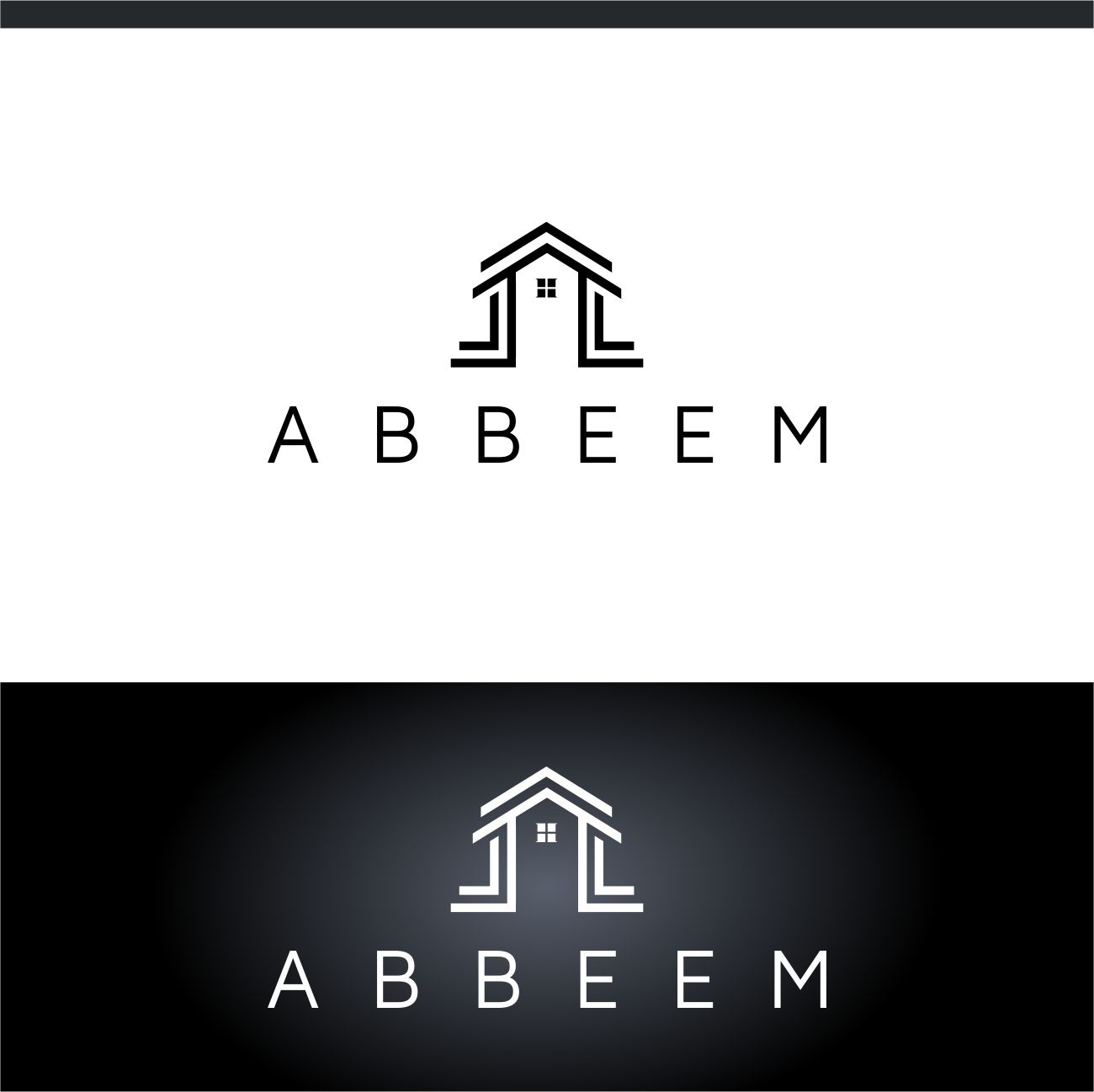 Logo Design by RasYa Muhammad Athaya - Entry No. 227 in the Logo Design Contest Luxury Logo Design for Abbeem.