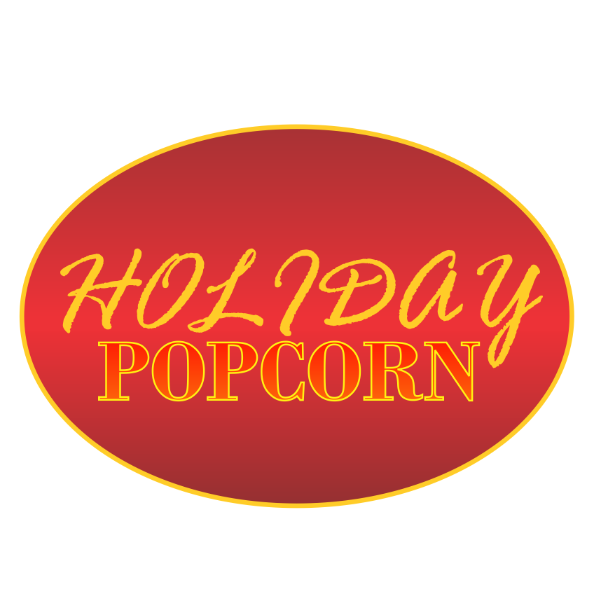 Logo Design by robbiemack - Entry No. 36 in the Logo Design Contest Holiday Popcorn.