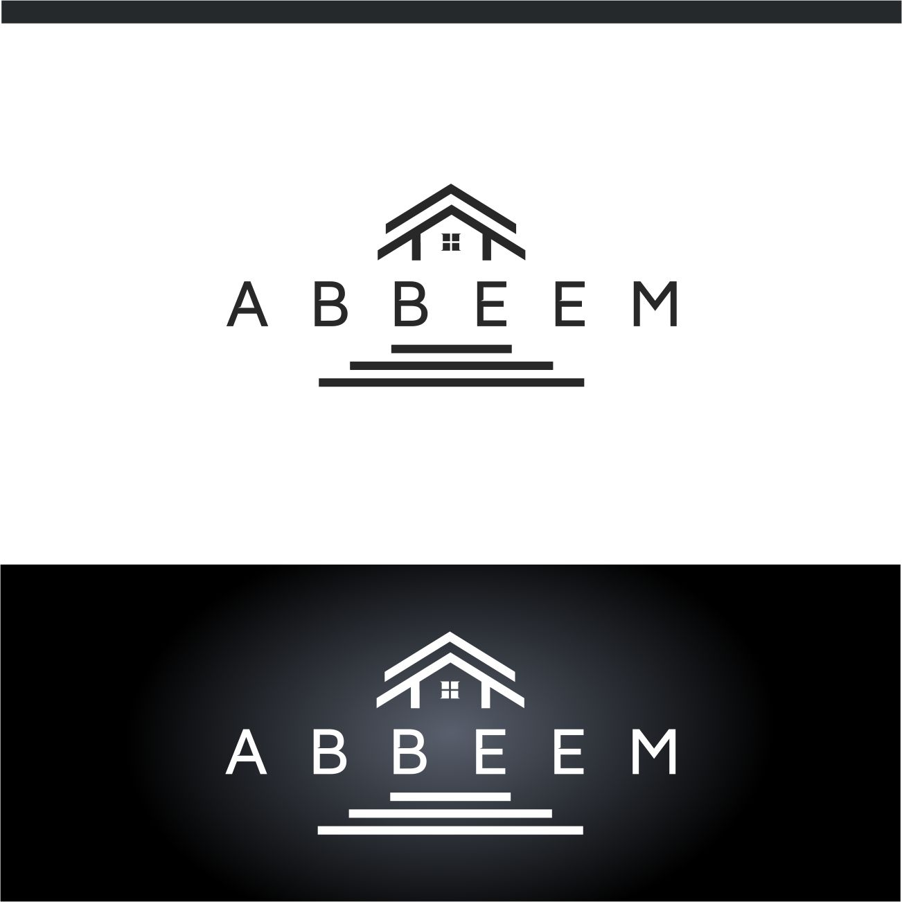 Logo Design by RasYa Muhammad Athaya - Entry No. 232 in the Logo Design Contest Luxury Logo Design for Abbeem.