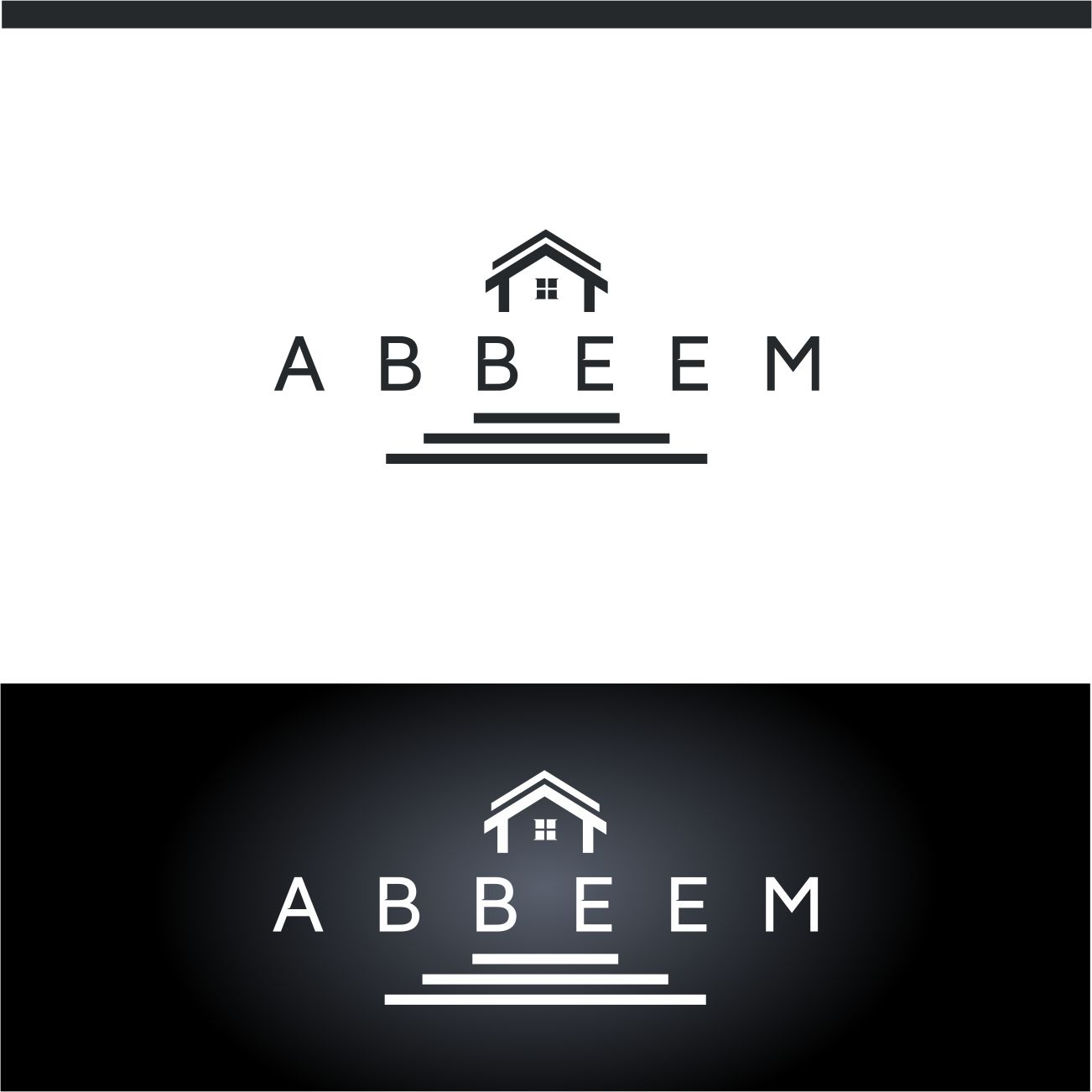 Logo Design by RasYa Muhammad Athaya - Entry No. 234 in the Logo Design Contest Luxury Logo Design for Abbeem.
