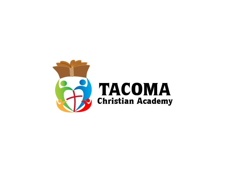 Logo Design by Private User - Entry No. 1 in the Logo Design Contest Imaginative Logo Design for Tacoma Christian Academy.