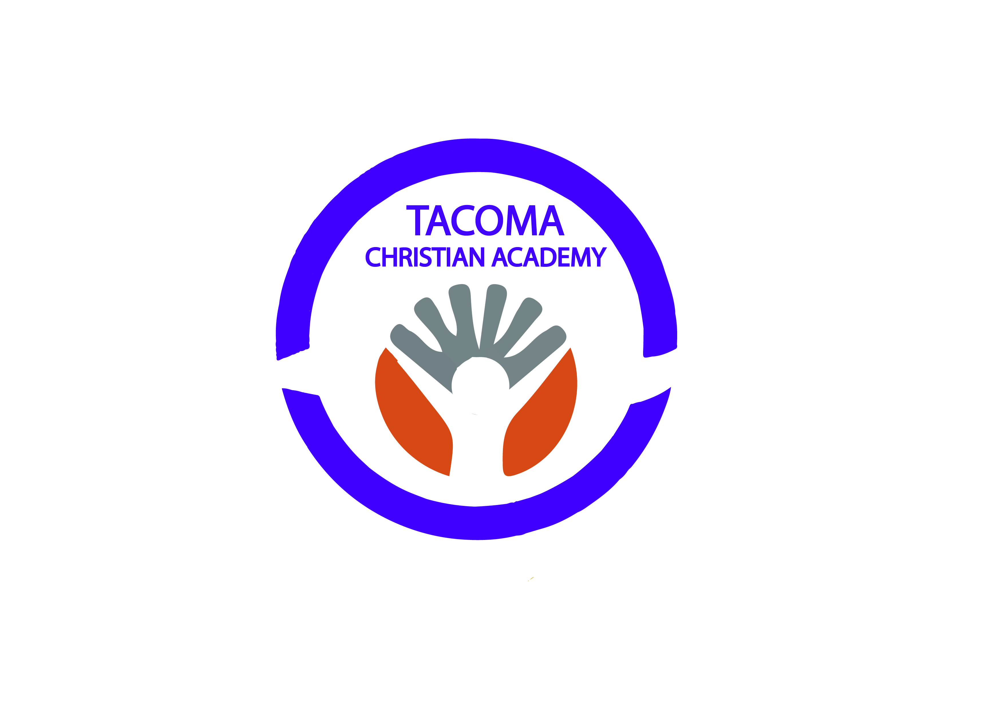 Logo Design by Palwasha Khan - Entry No. 14 in the Logo Design Contest Imaginative Logo Design for Tacoma Christian Academy.
