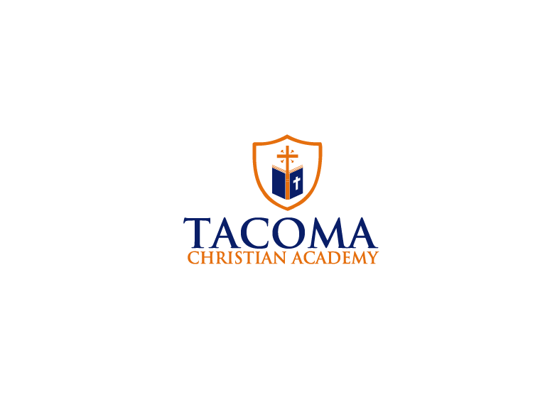 Logo Design by Muhammad Hashim - Entry No. 24 in the Logo Design Contest Imaginative Logo Design for Tacoma Christian Academy.