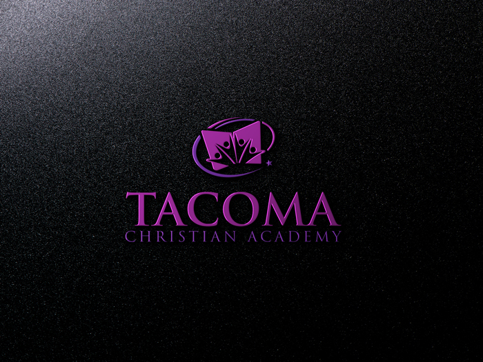 Logo Design by Mohammad azad Hossain - Entry No. 35 in the Logo Design Contest Imaginative Logo Design for Tacoma Christian Academy.