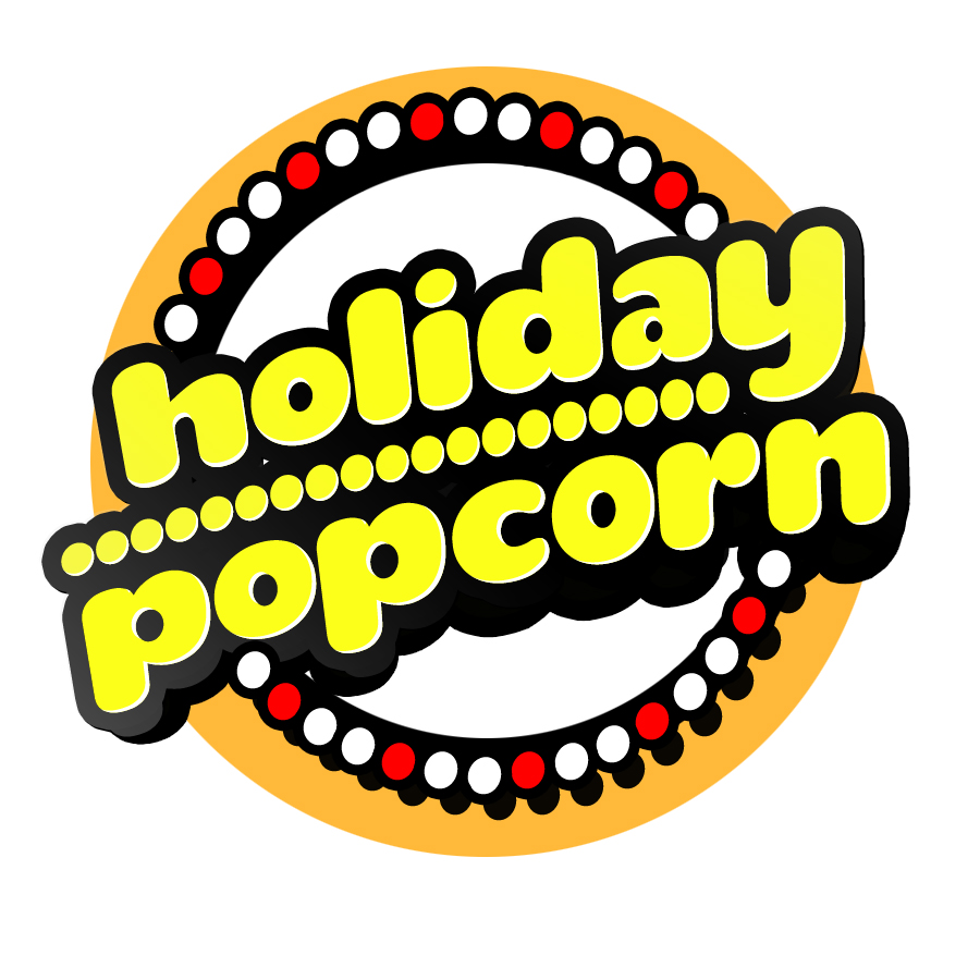 Logo Design by red46 - Entry No. 37 in the Logo Design Contest Holiday Popcorn.