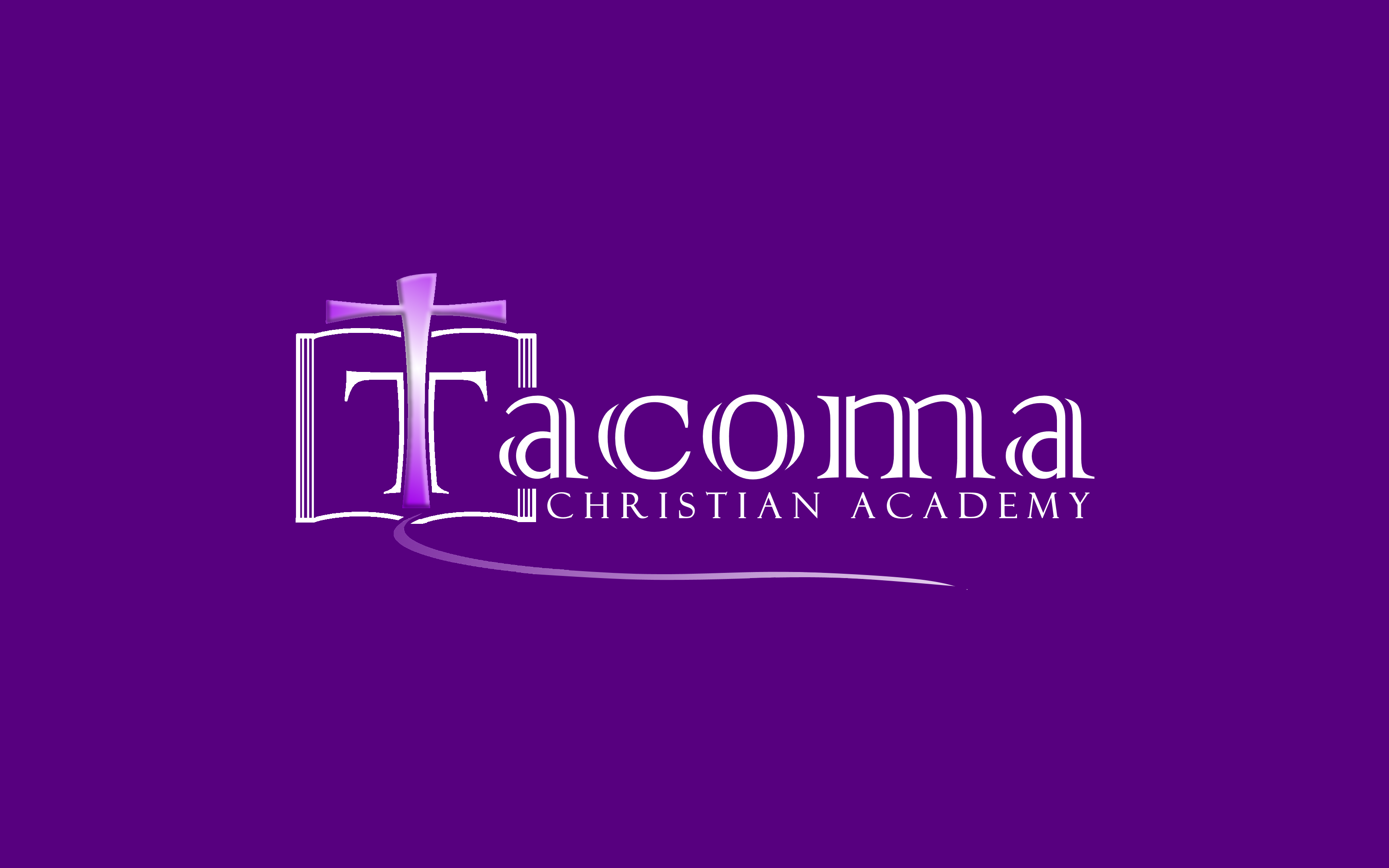 Logo Design by Roberto Bassi - Entry No. 46 in the Logo Design Contest Imaginative Logo Design for Tacoma Christian Academy.