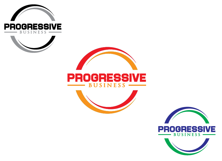 Logo Design by Shahnawaz Ahmed - Entry No. 2 in the Logo Design Contest Captivating Logo Design for Progressive Business.