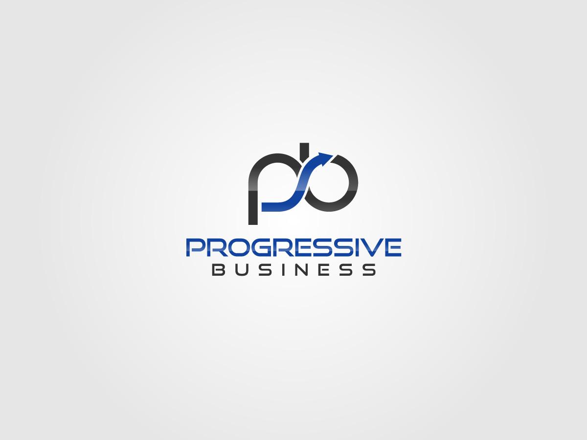 Logo Design by MD SHOHIDUL ISLAM - Entry No. 5 in the Logo Design Contest Captivating Logo Design for Progressive Business.