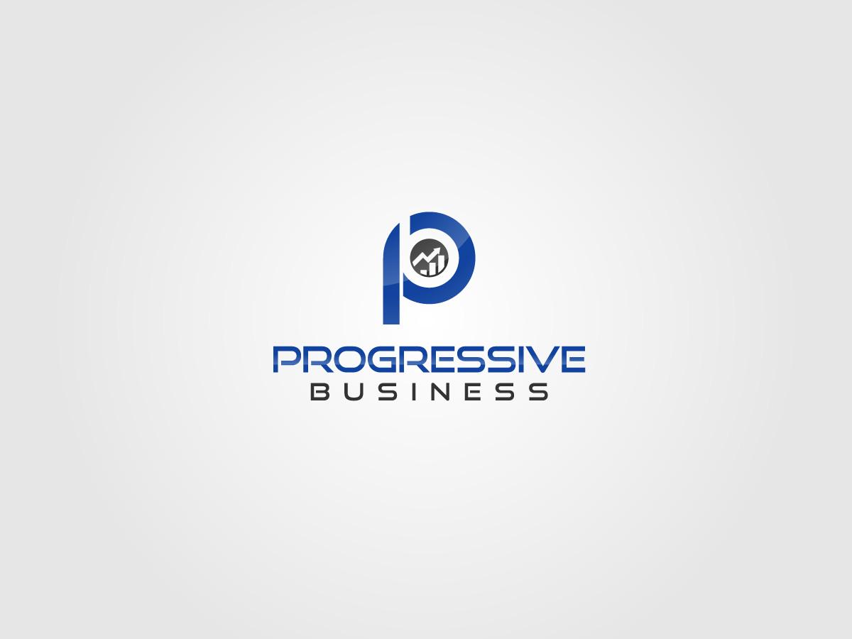 Logo Design by MD SHOHIDUL ISLAM - Entry No. 6 in the Logo Design Contest Captivating Logo Design for Progressive Business.