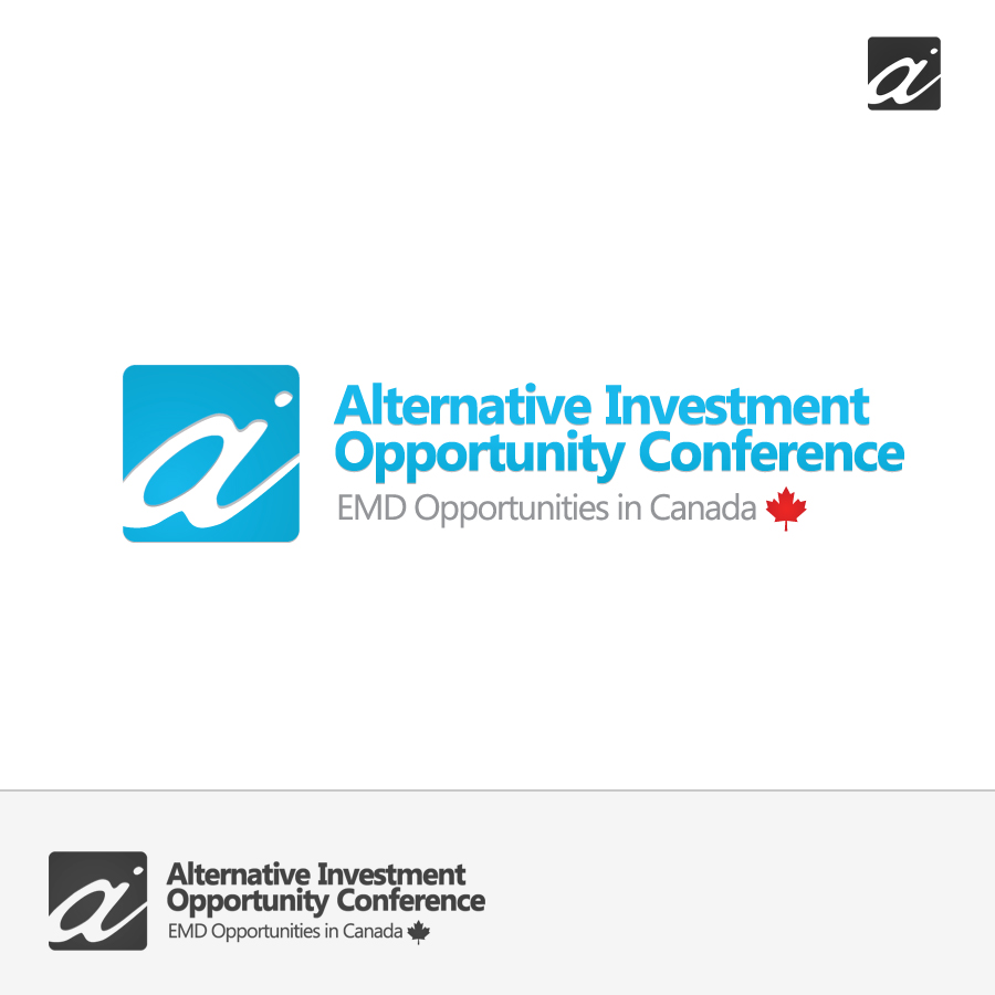 Logo Design by rockpinoy - Entry No. 27 in the Logo Design Contest Alternative Investment Opportunity Conference.
