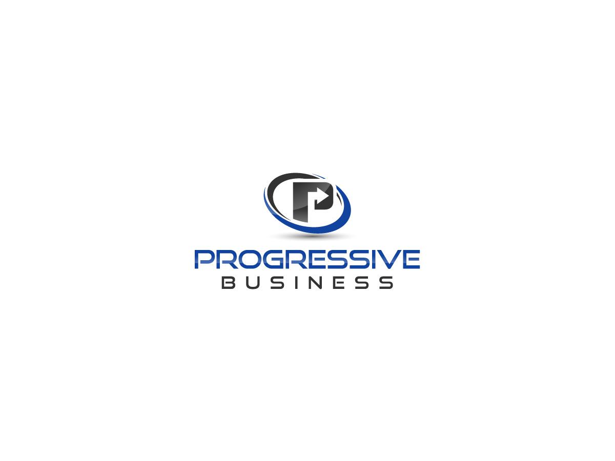 Logo Design by MD SHOHIDUL ISLAM - Entry No. 10 in the Logo Design Contest Captivating Logo Design for Progressive Business.
