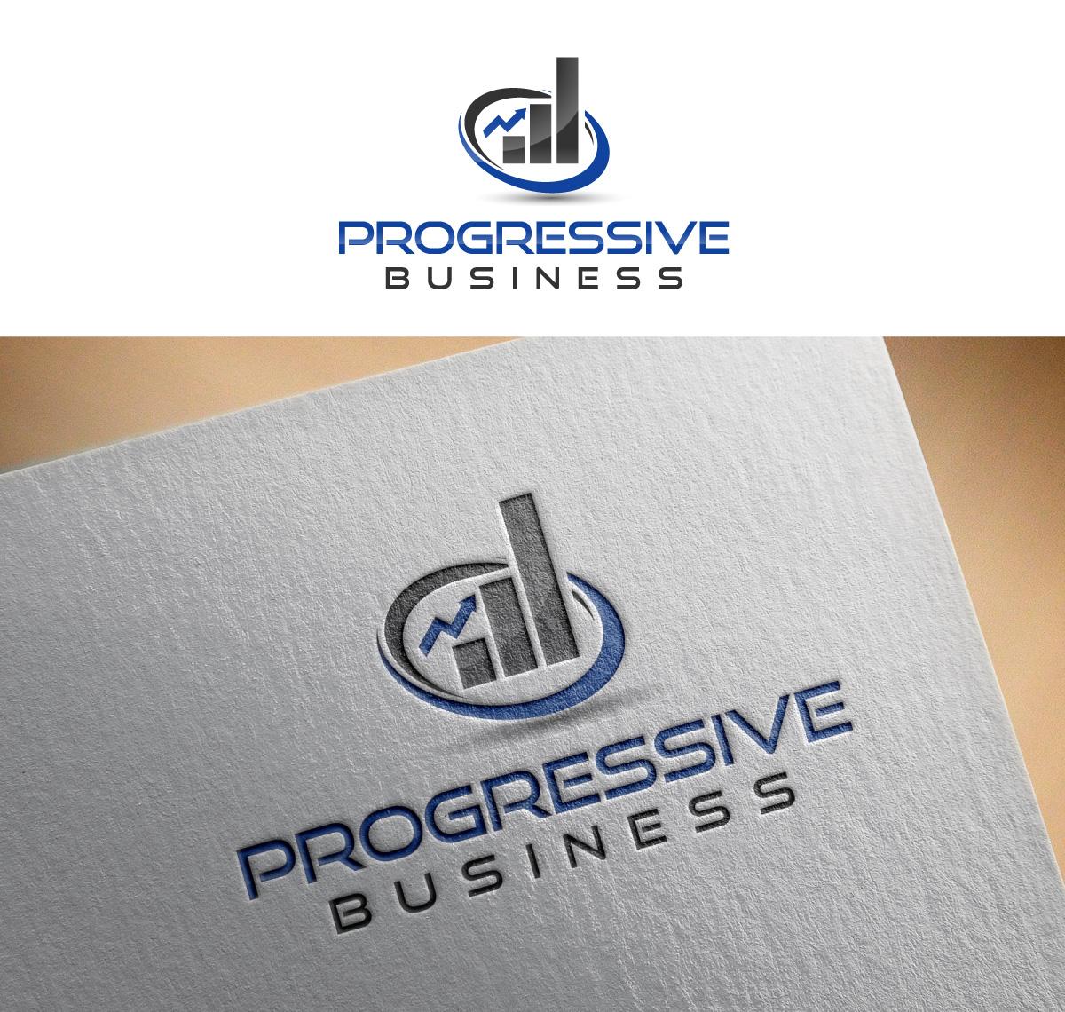 Logo Design by MD SHOHIDUL ISLAM - Entry No. 11 in the Logo Design Contest Captivating Logo Design for Progressive Business.