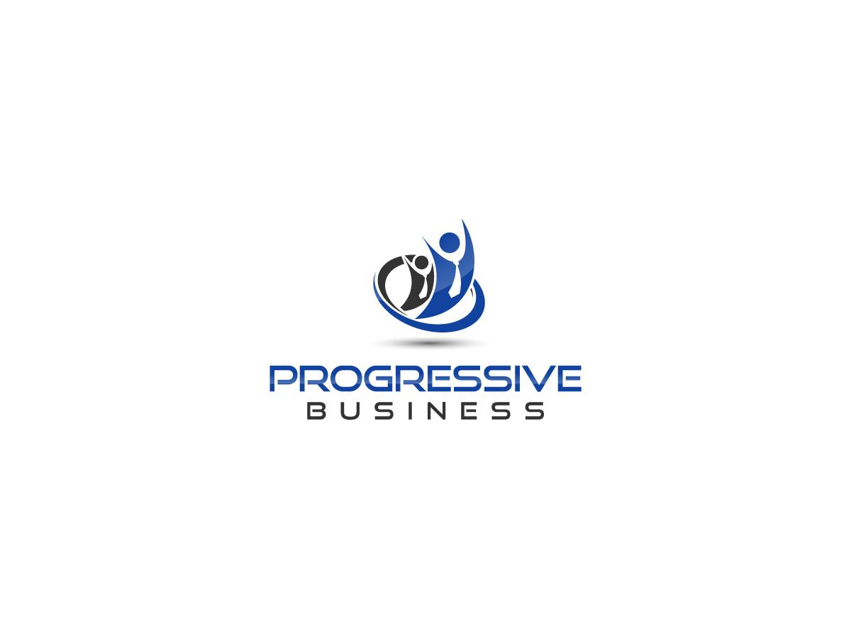 Logo Design by MD SHOHIDUL ISLAM - Entry No. 12 in the Logo Design Contest Captivating Logo Design for Progressive Business.