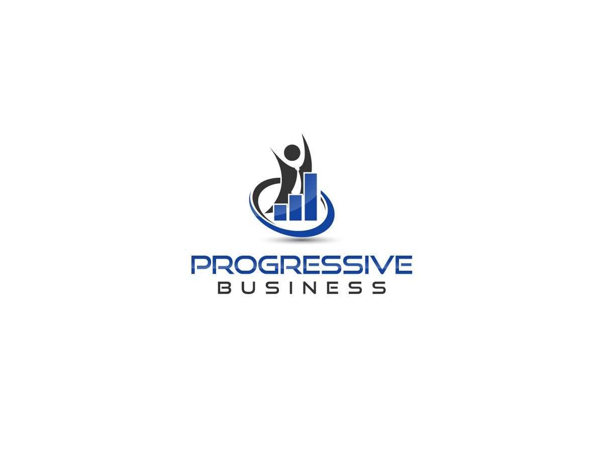 Logo Design by MD SHOHIDUL ISLAM - Entry No. 13 in the Logo Design Contest Captivating Logo Design for Progressive Business.