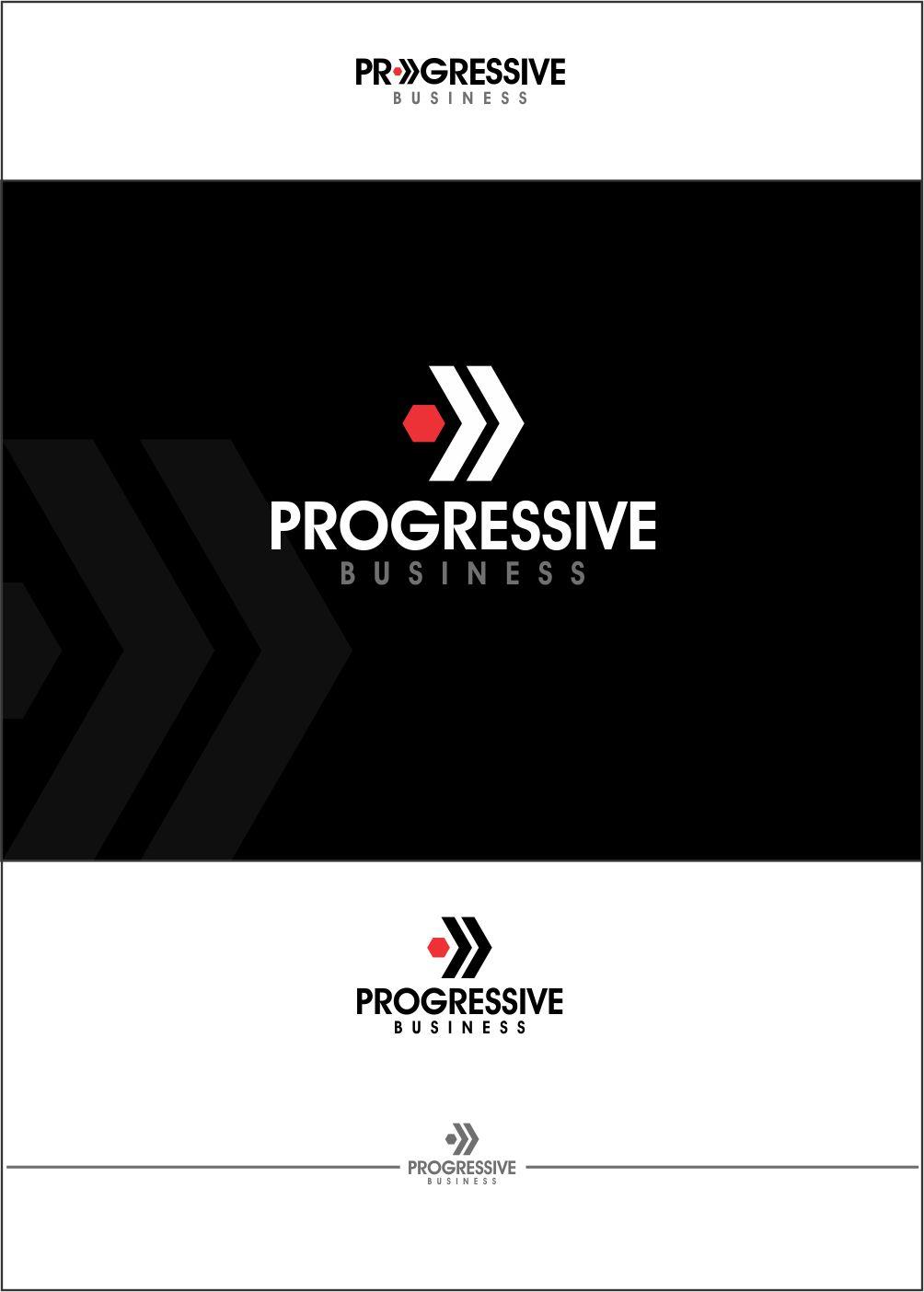 Logo Design by ian69 - Entry No. 14 in the Logo Design Contest Captivating Logo Design for Progressive Business.